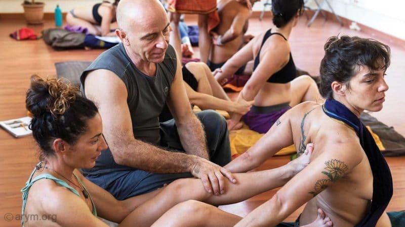 Yoga Ayurvedic Massage AYM-ARYM-Kusum-Modak_16