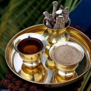 Methode Kusum Modak Calamus l'ingredient principal